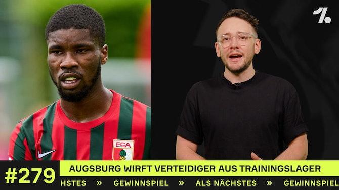 Vorschaubild für Augsburg wirft Verteidiger aus Trainingslager