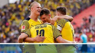 Vorschaubild für 4:3! Verrücktes Spiel endet mit BVB-Sieg