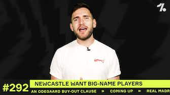 Preview image for WHICH Real Madrid and Juve players could NEWCASTLE sign?!