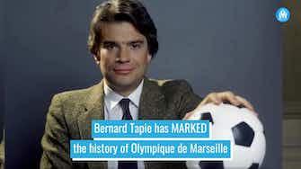 Vorschaubild für Bernard Tapie's legacy at Olympique de Marseille