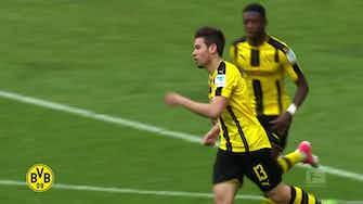 Imagem de visualização para Golaços de Raphaël Guerreiro pelo Borussia Dortmund