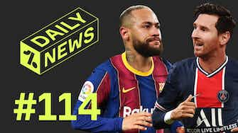 Preview image for NEYMAR AND MESSI TO REUNITE?!