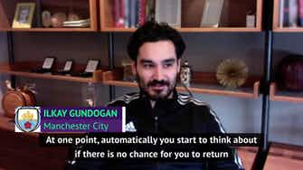 Preview image for Gundogan feared back injury would end his career