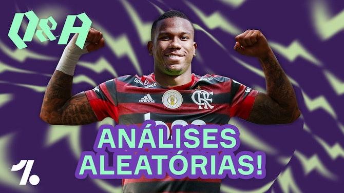 Imagem de visualização para PERGUNTAS ALEATÓRIAS DO BRASILEIRÃO! E nossas respostas ousadas!