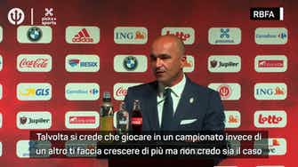"""Anteprima immagine per Martinez al Genoa: """"Zinho è un leader, trattalo come tale"""""""