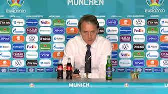 """Vorschaubild für Mancini: """"Hätten ein weiteres Tor verdient"""""""
