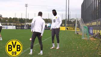 Preview image for Dortmund's final preparations before facing Bielefeld