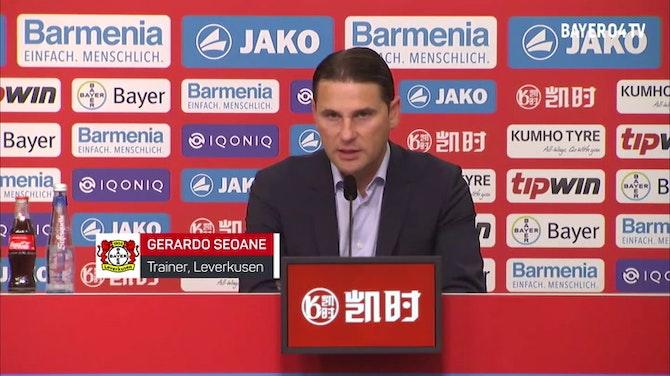 Vorschaubild für Seoanes erste Worte als Leverkusen-Trainer