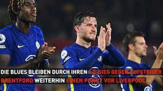 Vorschaubild für Chelsea weiter vor Liverpool - ManUnited patzt gegen Leicester