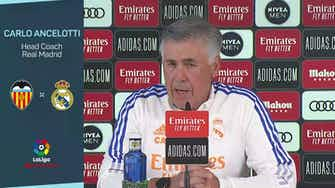 Preview image for It's hard for Hazard to play twice a week - Ancelotti