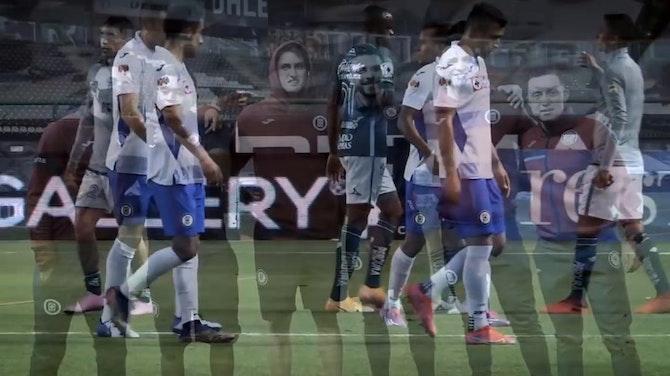 Imagen de vista previa para Lesión en Cruz Azul, Romo quiere irse a Europa...