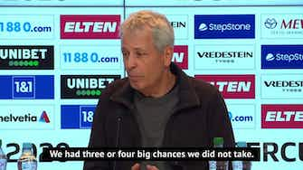 Preview image for Favre rues missed chances in a game Dortmund 'could have won'