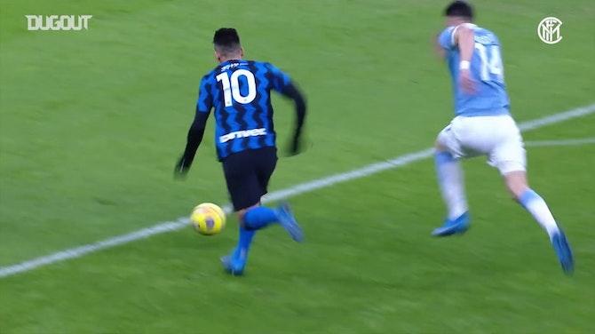 Résumé Inter Milan 3-1 Lazio Rome
