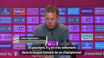 """Image d'aperçu pour 3e j. - Nagelsmann : """"Lewandowski fait partie des plus grands"""""""
