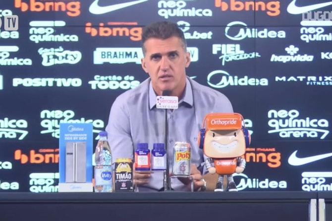"""Mancini fala sobre retorno de Mateus Vital: """"Essencial"""""""