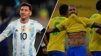 Vorschaubild für Nach Quarantäne-Farce: Messi und Neymar schreiben Geschichte
