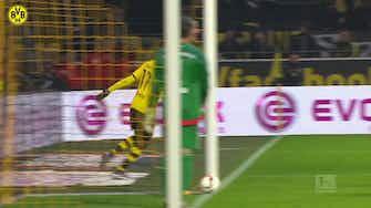 Image d'aperçu pour Le doublé d'Aubameyang contre Ingolstadt