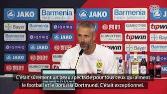 """Image d'aperçu pour Dortmund - Rose : """"Un beau spectacle pour ceux qui aiment le football"""""""