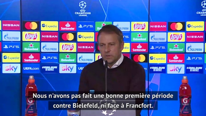 "8es - Flick : ""Klose peut nous aider contre la Lazio"""