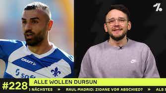 Vorschaubild für Auch Bundesliga-Club an Dursun interessiert?