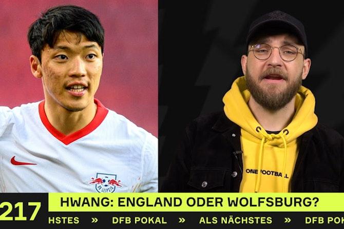 Hwang: England oder Wolfsburg?