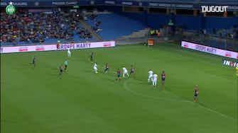 Vorschaubild für Romain Hamouma claims Saint-Etienne win vs Montpellier
