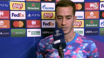 Preview image for Lucas Vázquez: 'There are no easy games in the Champions League'