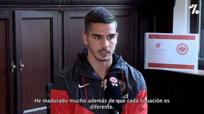 """André Silva en OneFootball: """"En el Sevilla me lastraron las lesiones"""""""
