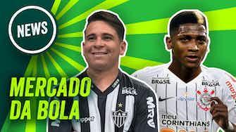 Imagem de visualização para GALO tem cláusula a favor pra conseguir SOTELDO! BAHIA quer Rodriguinho?   Mercado da Bola