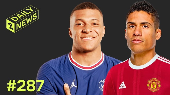 Preview image for Varane deal AGREED + Real's Mbappe PLAN!