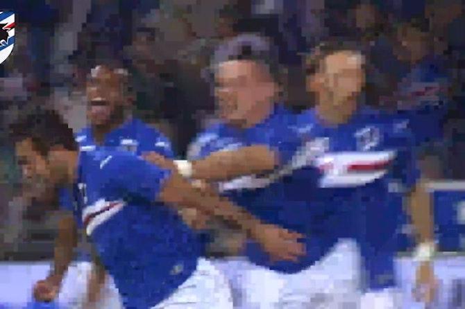 Gli ultimi gol casalinghi della Sampdoria contro la Roma