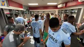 Preview image for Behind the scenes: Tigres's victorious 2021 Apertura debut