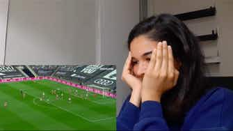 Preview image for REACTING to the WSL Goal of the Season 20/21