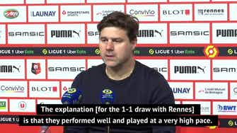 Preview image for  Pochettino not looking for excuses as PSG's title hopes suffer major blow