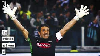 Preview image for Buffon's legendary Juventus spells