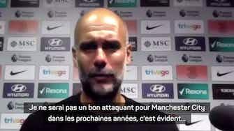 """Image d'aperçu pour 6e j. - Guardiola et son record de victoires : """"C'est une fierté d'avoir autant réussi"""""""