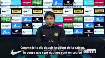 """Image d'aperçu pour 19e j. - Conte : """"Sept équipes se disputeront le titre jusqu'à la fin de la saison"""""""