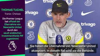 """Vorschaubild für  Tuchel: """"Newcastle ist neuer Titelanwärter"""""""