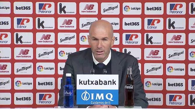 """Zidane, en titulares: """"Cómo voy a decir a mis jugadores ahora que me voy"""""""