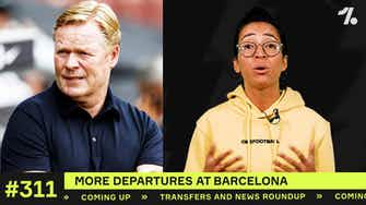 Preview image for More players to leave Barcelona!
