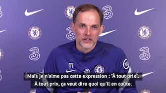 """Image d'aperçu pour 37e j. - Tuchel : """"Plus c'est tendu, plus on aborde le match normalement"""""""
