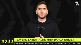 Preview image for Which player could head to Bayern INSTEAD of Barça?!