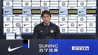"""Anteprima immagine per Inter, Conte: """"Portiamo a termine l'opera d'arte"""""""