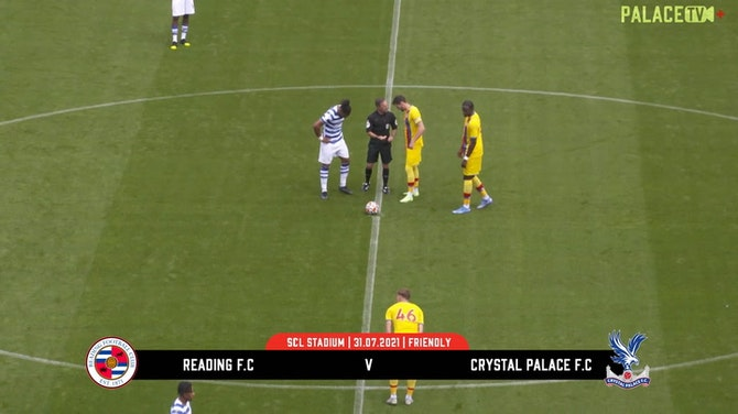 Preview image for Highlights as Crystal Palace beat Reading