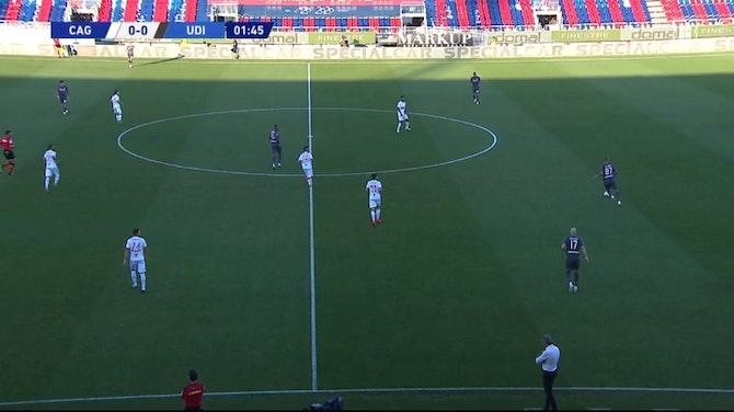 Vorschaubild für Serie A: Cagliari - Udinese   DAZN Highlights