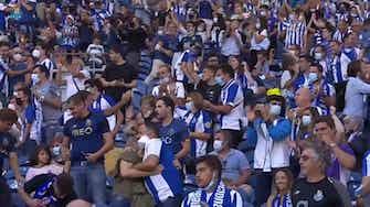 Imagem de visualização para Pepê marca, e Porto atropela o Moreirense no Estádio do Dragão