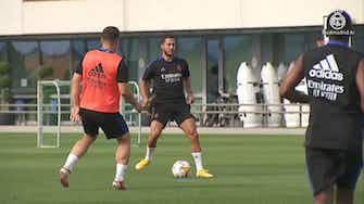 Imagen de vista previa para Casemiro, Vinicius y Militao se incorporan a los entrenamientos