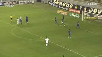 Imagem de visualização para Soltedo garante empate do Santos contra o Santo André na Vila