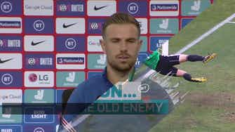 Preview image for England v Germany - Henderson's best bits