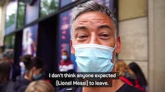 Preview image for PSG fans split on whether club should sign Messi
